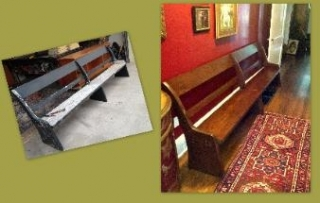 old-church-pew