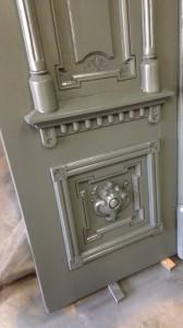 Funderburk Home Door