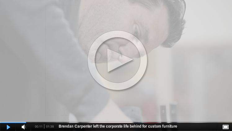 Brendan Carpenter Interview with the Greenville News