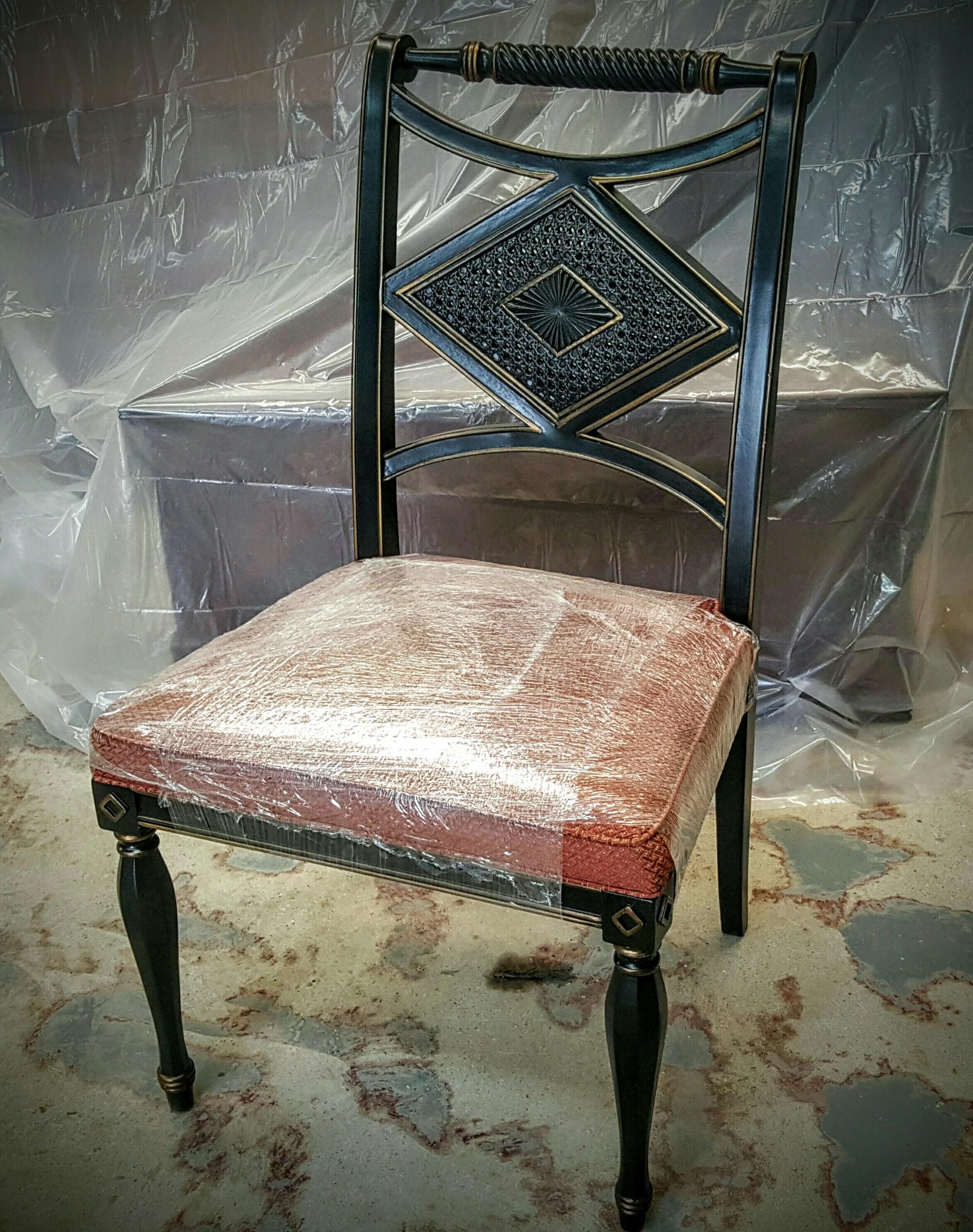 chair leg repair